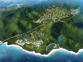 惠东星河山海半岛双拼别墅307万