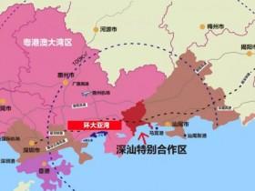 大亚湾定位就是未来深圳的卫星城