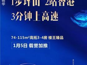 香港人可以按揭贷款买的惠阳楼盘