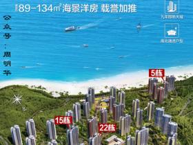 十里银滩维港湾海景房一口价单位: