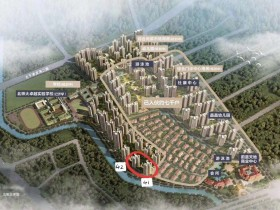 惠州大亚湾西区楼盘:卓越东部蔚蓝海岸