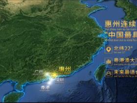 惠州区域购房需求最大的是:临深的大亚湾、惠阳