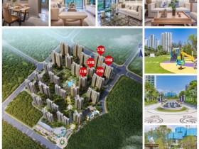 大亚湾新华联广场17、19栋户型、备案价格