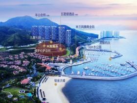 合正东部湾洋房均价1.6万,叠墅1.75万
