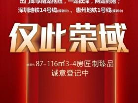 惠阳星河荣域1、2、6、7、8栋备案价格?