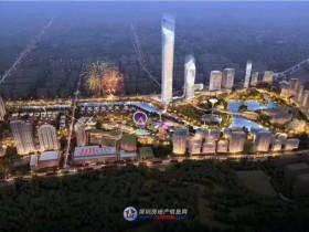 坪山华谊国际影视文化城公寓户型46平首付11万起
