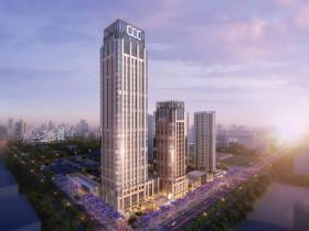 西区高弘世纪中心高层豪宅2020年底交房