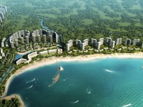 大亚湾华润小径3期:惠州旅游度假区首站