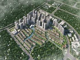 惠州实地常春藤21 22栋备案价格与户型图
