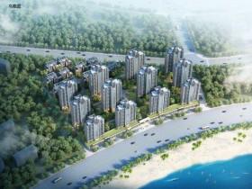 惠城江南片区看江景新楼盘:海伦堡十里东江