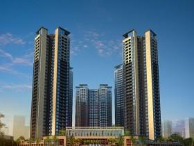 惠阳三和振业城楼盘的高层户型首付15万起!
