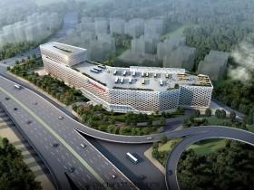 坪山新区与惠州临深片区交界位置的几个大工程