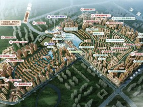 龙光城樾府位置,精装修交房标准怎样?
