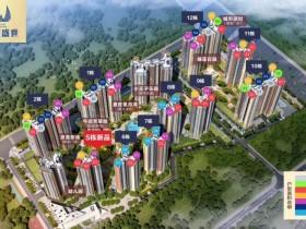 惠阳星河盛世13栋备案价格 户型图