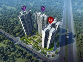 惠州14号线周边200米的新楼盘:后浪悦府