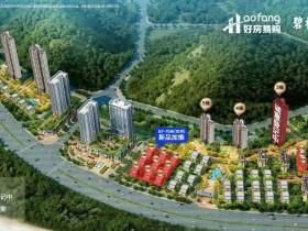 碧桂园十里江南高层均价11500元,叠墅均价14500