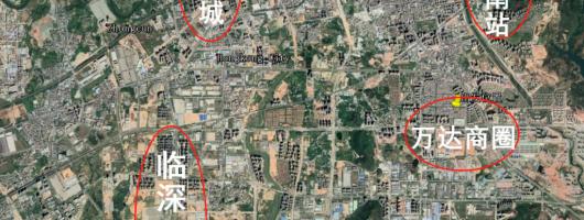 惠州临深4大区域一手新楼盘怎么选择?