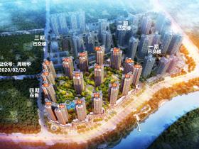 惠阳保利阳光城4期14栋备案价格、户型图