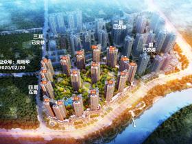 惠阳淡水保利阳光城四期4栋备案价格、户型图