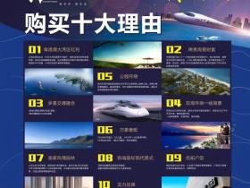 大亚湾一线海景房:秋谷海生活园楼盘详细讲解