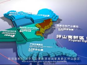 惠阳秋长白石太东万科四季花城附近有:深圳市新能源汽车产业基地