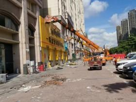大亚湾现在大搞城市美化工程