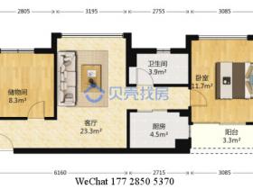 碧桂园中萃公园12楼2房精装修自住户型出售