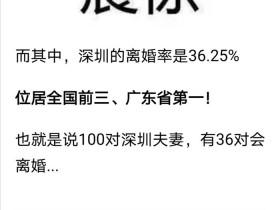 深圳人离婚买房贷款新规定: