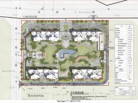 大亚湾西区龙海三路香树景园楼盘规划、位置图