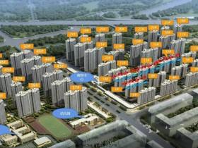惠州合生时代城7栋小高层备案均价15817