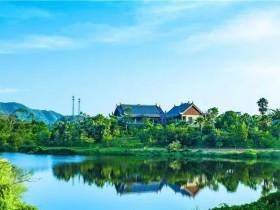 自带能入户的天然温泉,高尔夫文旅小镇,养老的天堂。